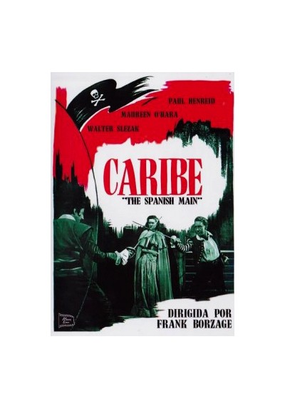 Caribe (The Spanish Main)