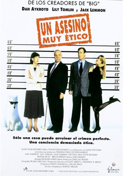 Un Asesino Muy Ético (Getting Away With Murder)