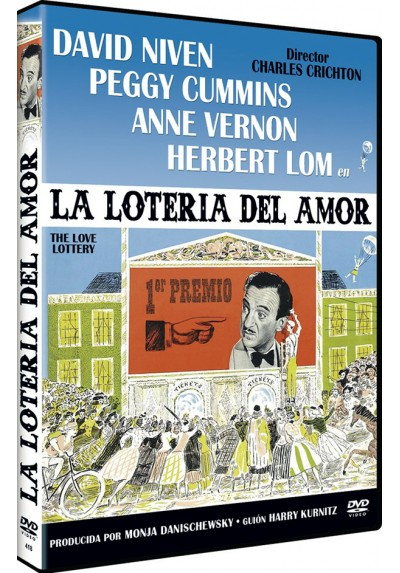 La Lotería Del Amor (The Love Lottery)