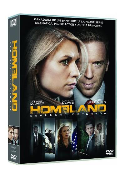 Homeland - 2ª Temporada