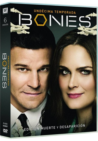 Bones - 11ª Temporada