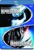 Pack Depredador / Depredador 2 (Blu-Ray) (Predator / Predator 2)