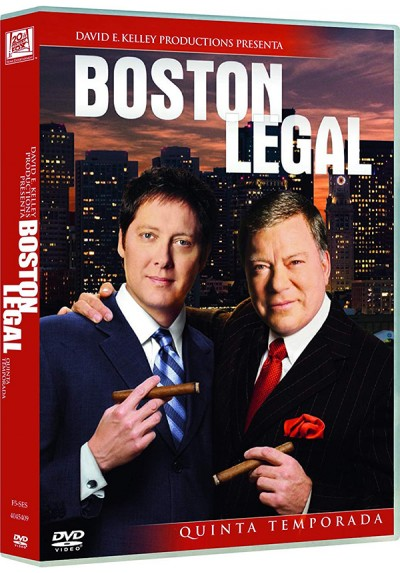 Boston Legal - 5ª Temporada