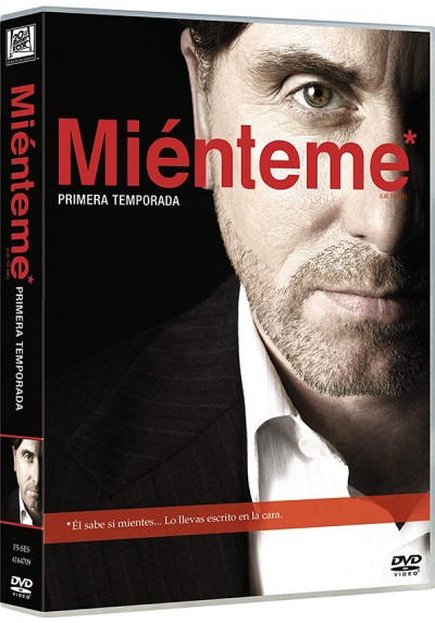 Mienteme - 1ª Temporada (Lie To Me)