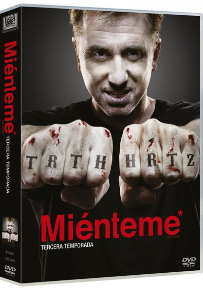 Mienteme - 3ª Temporada (Lie To Me)