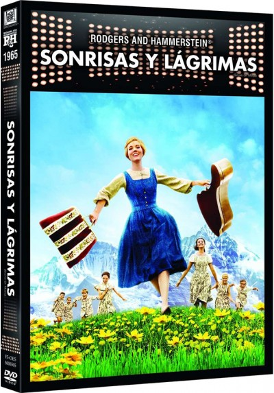 Sonrisas Y Lagrimas (The Sound Of Music) (Ed.Cartón)