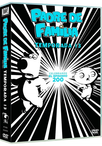 Padre De Familia - 13ª Temporada (Family Guy)