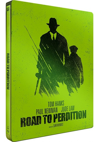 Camino A La Perdicion (Blu-Ray) (Steelbook) (Road To Perdition)