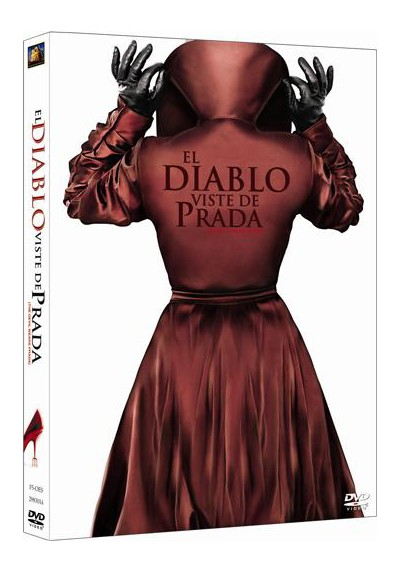 El Diablo Viste De Prada + Postales (The Devil Wears Prada)