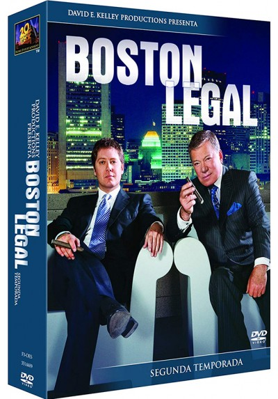 Boston Legal: Segunda Temporada