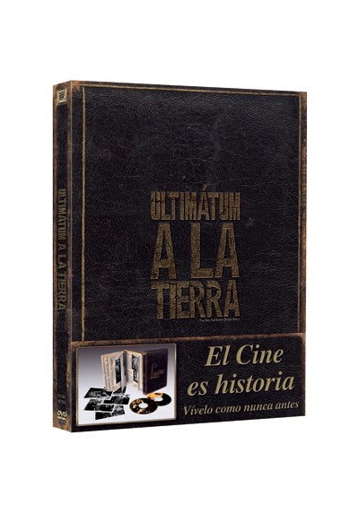 Ultimatum A La Tierra (1991) (Colección El Cine Es Historia) (The Day The Earth Stood Still)