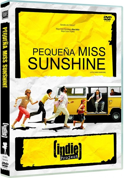 Pequeña Miss Sunshine (Little Miss Sunshine)
