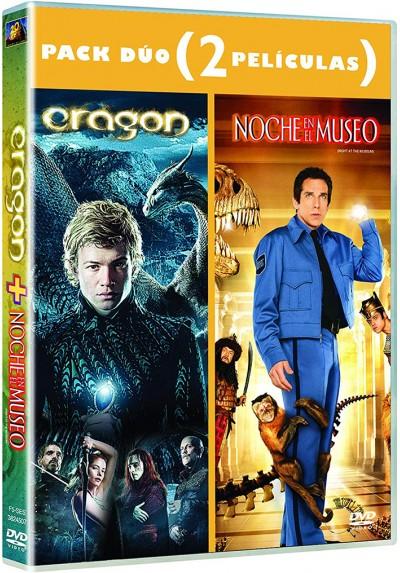 Pack Dúo: Eragon + Noche en el Museo