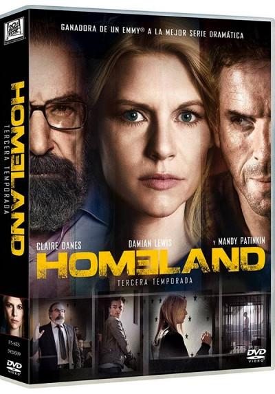 Homeland - 3ª Temporada