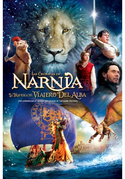 Las Crónicas De Narnia : La Travesía Del Viajero Del Alba (The Chronicles Of Narnia: The Voyage Of The Dawn Treader)