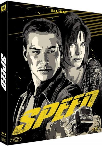 Speed (Máxima Potencia) (Blu-Ray) (Ed. Iconic)