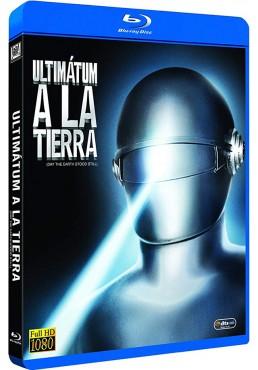 Ultimatum A La Tierra (1951) (Blu-Ray) (The Day The Earth Stood Still)