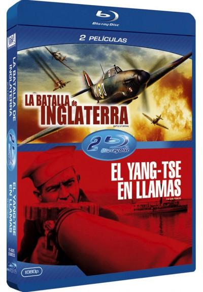 Pack La Batalla De Inglaterra / El Yang-Tse En Llamas (Blu-Ray)