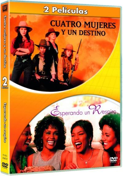 Pack Cuatro Mujeres Y Un Destino / Esperando Un Respiro