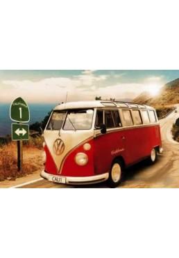 California Camper (POSTER)