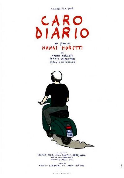 Caro Diario - Querido Diario (POSTER)