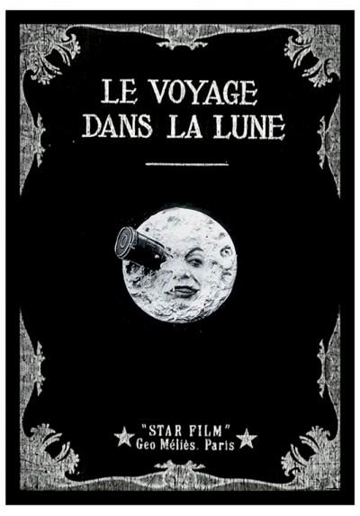 Le voyage dans la lune (POSTER)