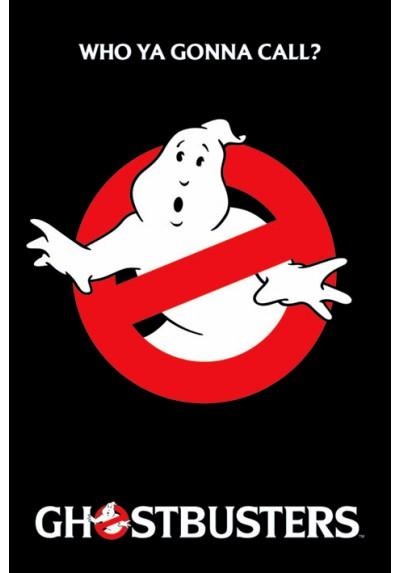 Ghostbusters - Cazafantasmas (POSTER)