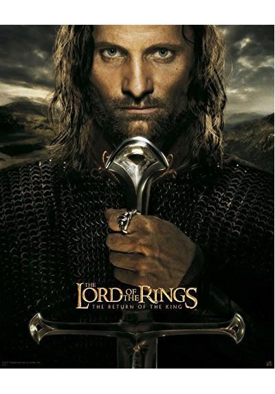 El Señor de los Anillos - Aragorn (POSTER)