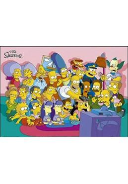 Personajes de los Simpson (POSTER)