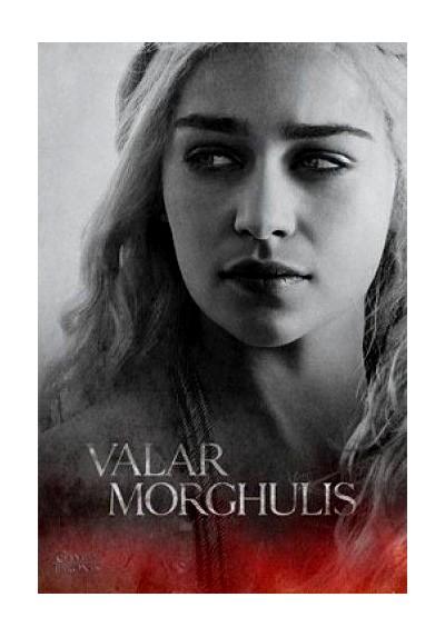 Daenerys Targaryen - Juego de Tronos (POSTER)