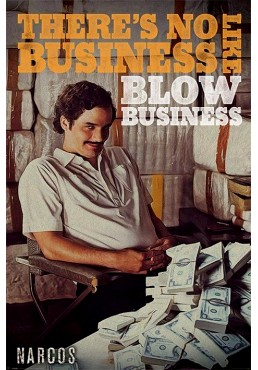 Narcos - Blow Business (POSTER)