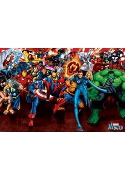 Marvel Héroes (POSTER)