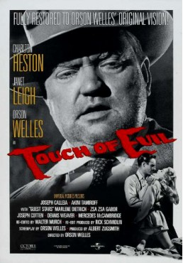 Touch of Evil  (POSTER)