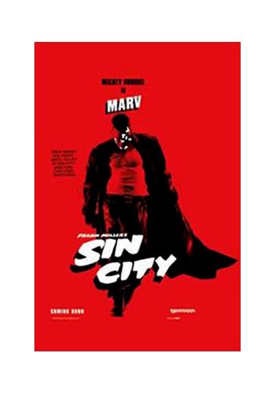 Sin City - Marv (POSTER)