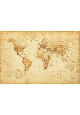 Mapa del Mundo (POSTER)