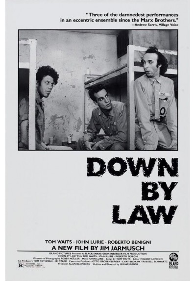Down by Law (POSTER)