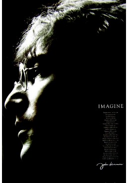 John Lennon - Imagine (POSTER)