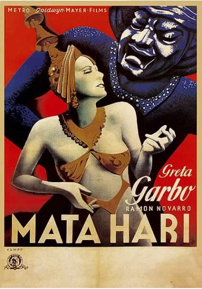 Mata Hari (POSTER)
