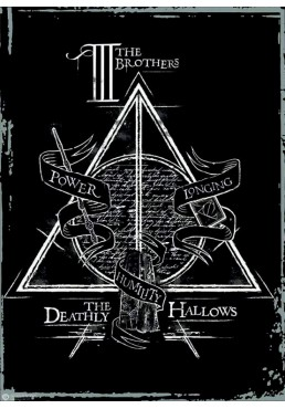 Harry Potter - The Brothers (POSTER)