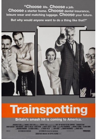 Trainspotting - Portada (POSTER)