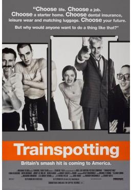 Trainspotting - Portada (POSTER)