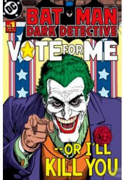 Joker - Vota por mí (POSTER)