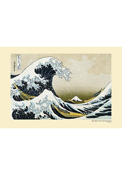 The Great Wave of Kanagawa (POSTER)