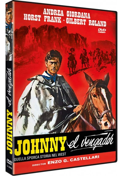 Johnny El Vengador (Quella Sporca Storia Nel West)