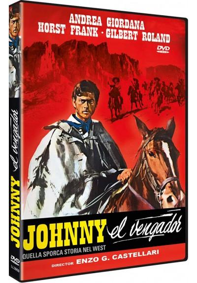 Johnny El Vengador (Quella Sporca Storia Nel West)