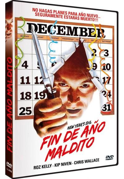 Fin De Año Maldito (New Year´s Evil)