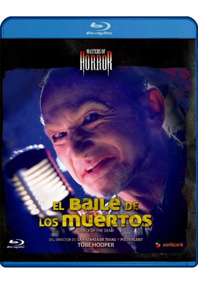 El Baile De Los Muertos - Masters Of Horror (Blu-Ray) (Bd-R) (Dance Of The Dead)