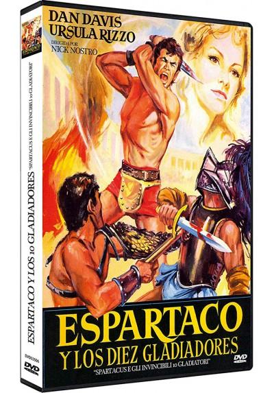 Espartaco Y Los Diez Gladiadores (Spartacus E Gli Invincibili 10 Gladiatori)