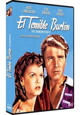 El Temible Burlón (The Crimson Pirate)