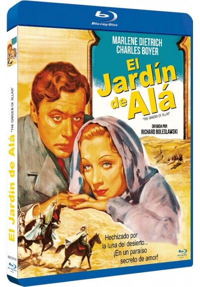 El Jardín De Alá (Blu-Ray) (Bd-R) (The Garden Of Allah)
